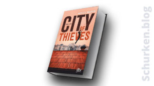 Natalie C. Anderson: City of Thieves ©2018 dtv
