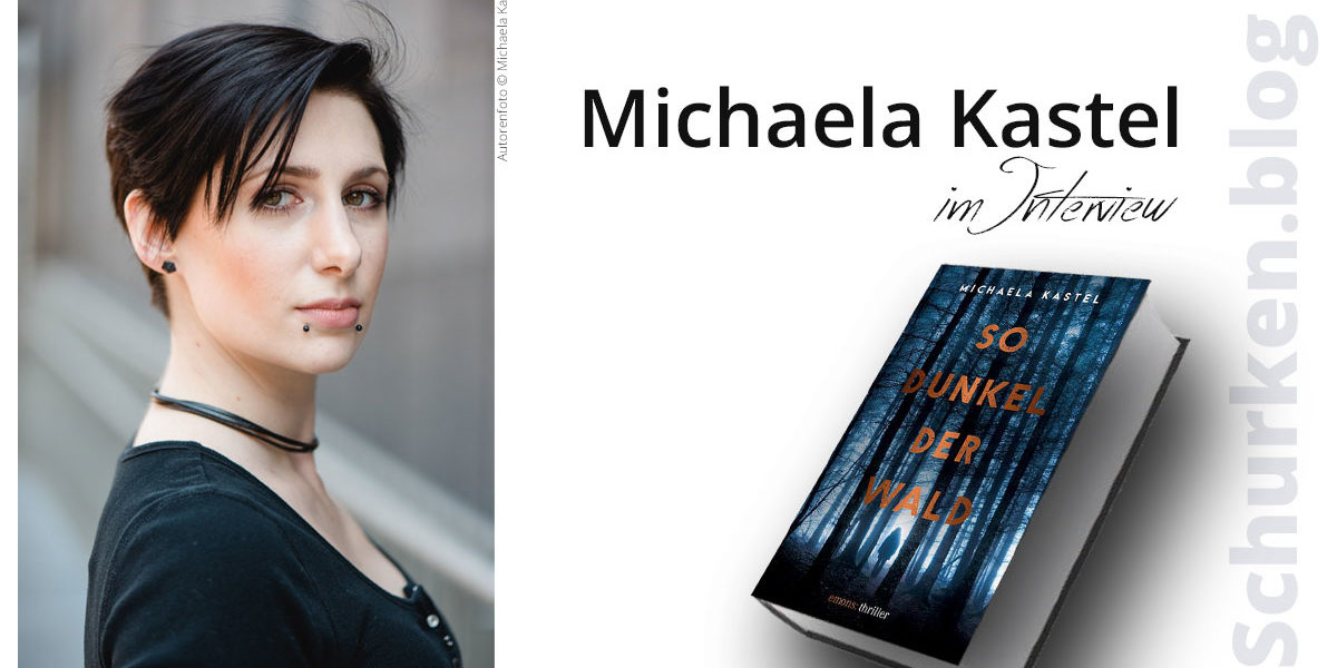 Michaela Kastel im Interview, 2018