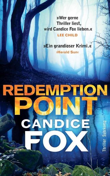 Candice Fox: Redemption Point ©2018 Suhrkamp